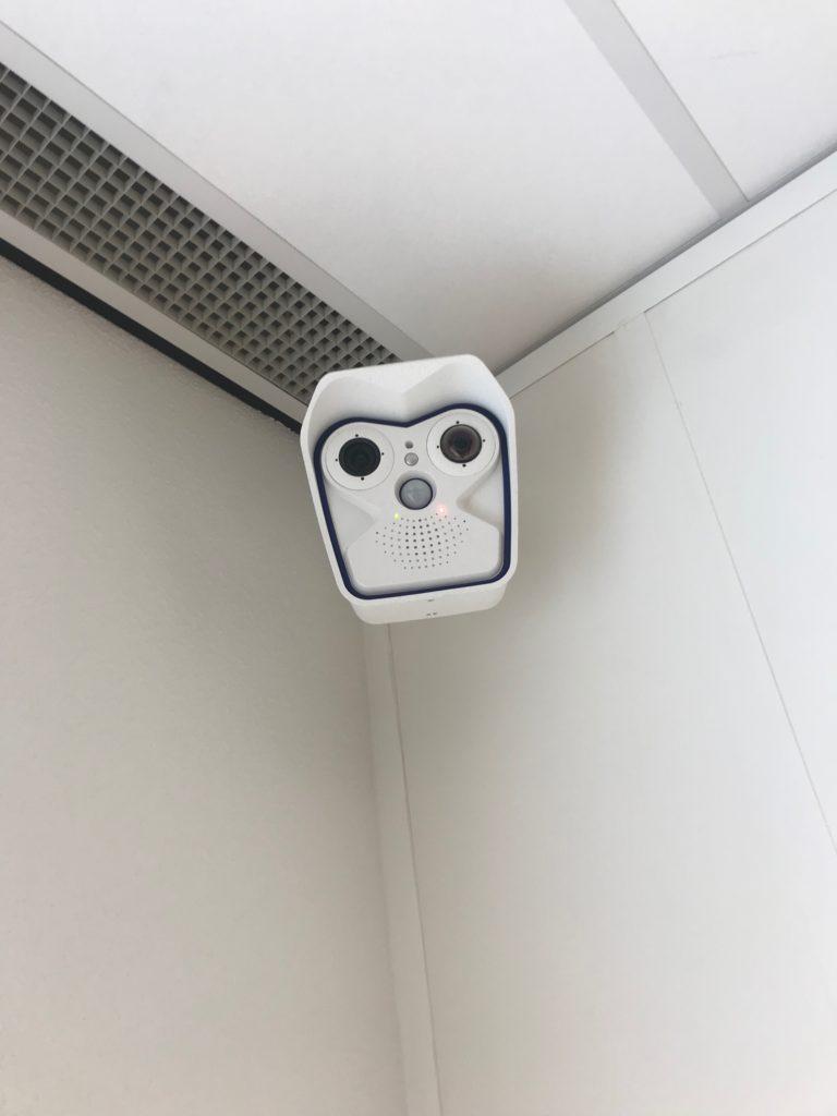 IP-beveiliging Voscomtronics Ommen 3